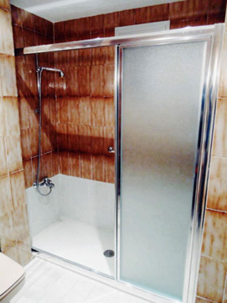 baño en Parla