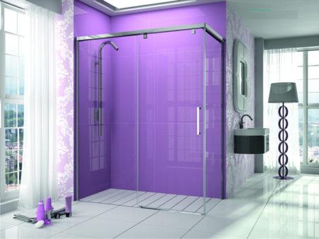 Estilos modernos de duchas