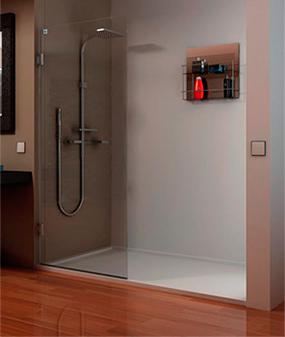 Puertas fijas para ducha