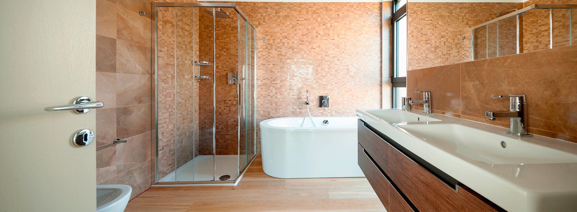 Duchate.es > Cambio de bañera por plato de ducha en Getafe