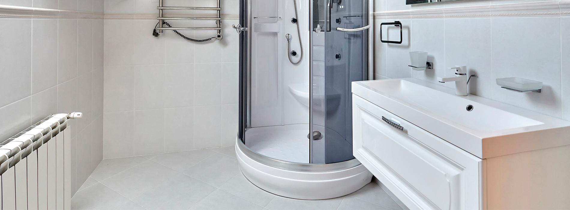 Modelos de ducha modernos