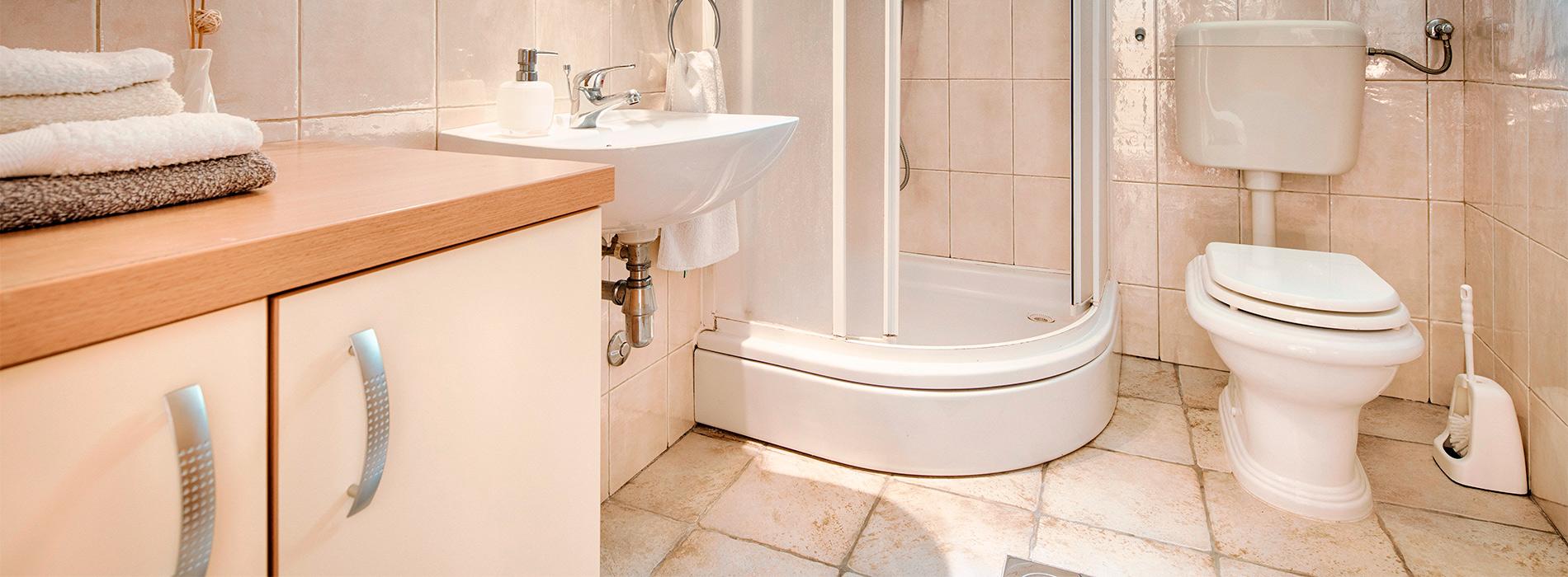 Modelos de duchas tradicionales