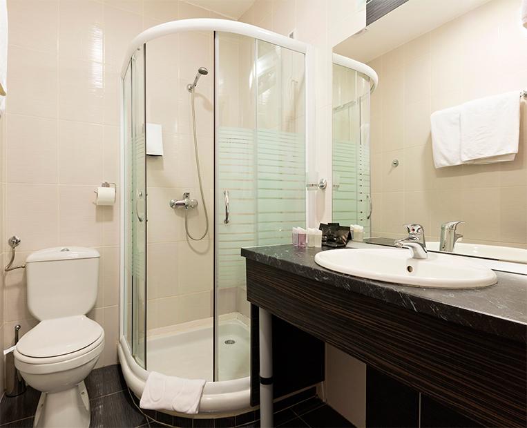 Ducha de baño completa