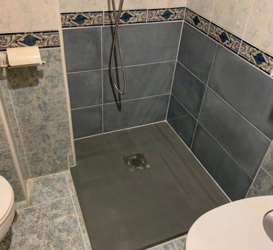 cambiar bañera por ducha el molar