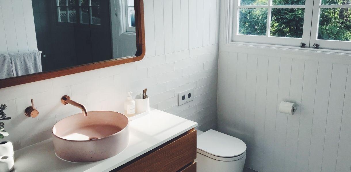 5 soluciones low cost para reformar el baño
