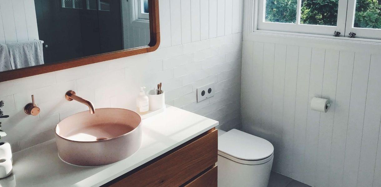 5 errores frecuentes en las reformas del baño